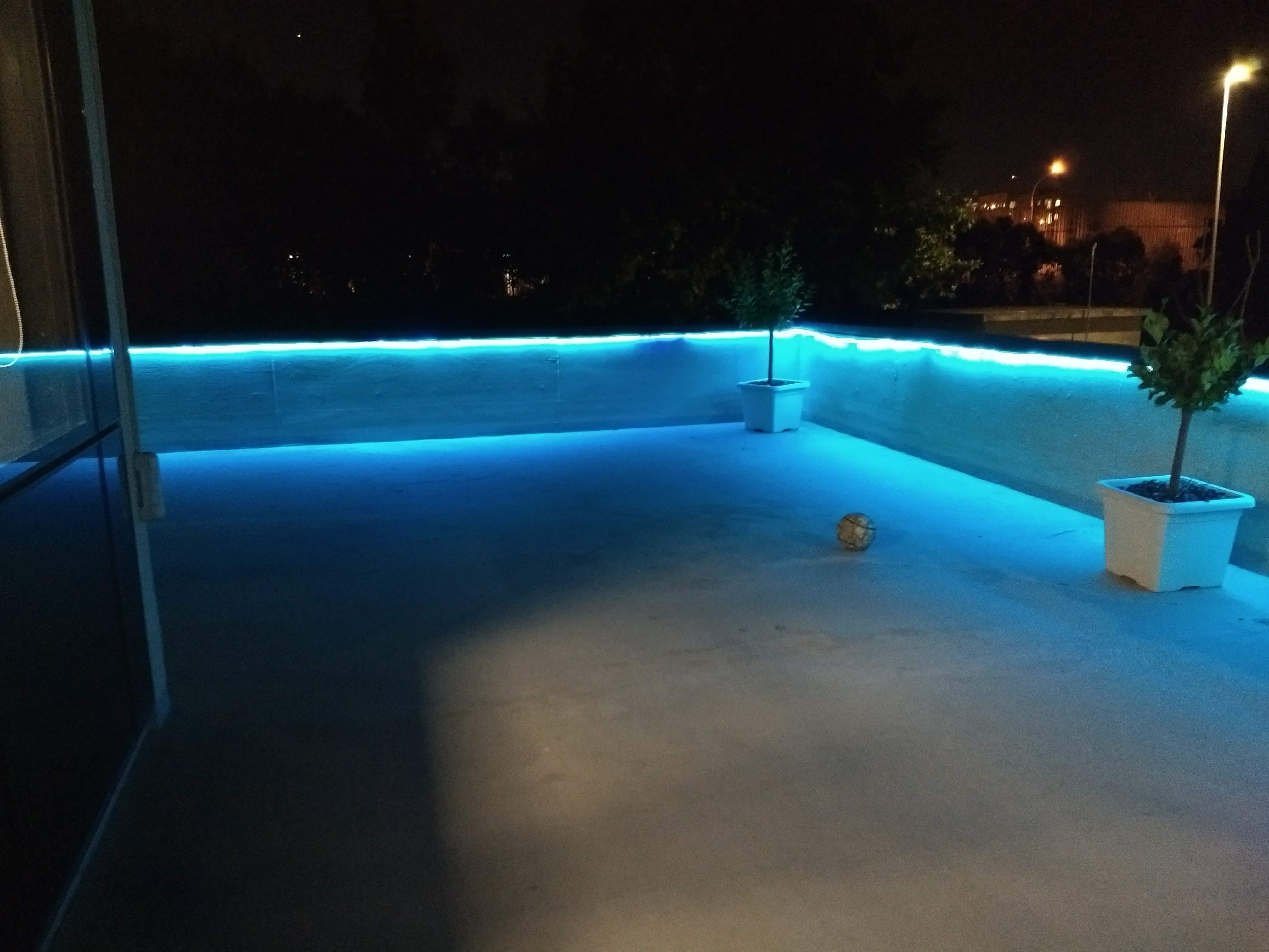 Avico light energy illuminazione led per parchi e giardini a roma