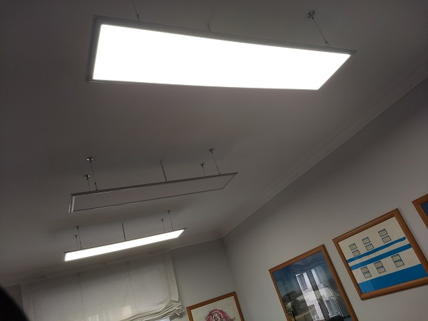 Illuminazione Da Ufficio Roma : Avico light & energy installazione impianto led presso italmare